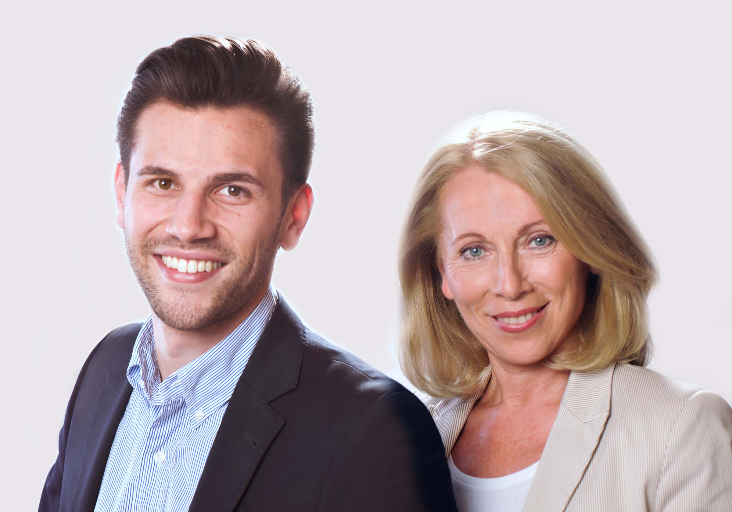 Patrick Schuler, Geschäftsführer<br /> –<br /> Claudia Schuler, Immobilienberaterin