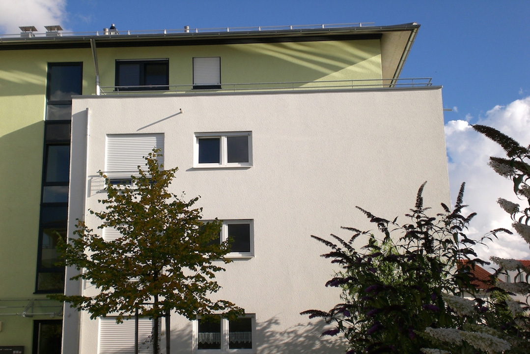 Verkauft – Eigentumswohnung in Langenau