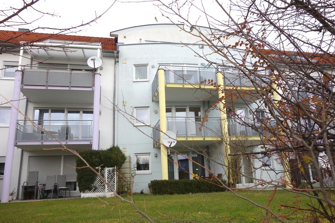 Verkauft – 2-Zimmer Kapitalanlage in Laupheim