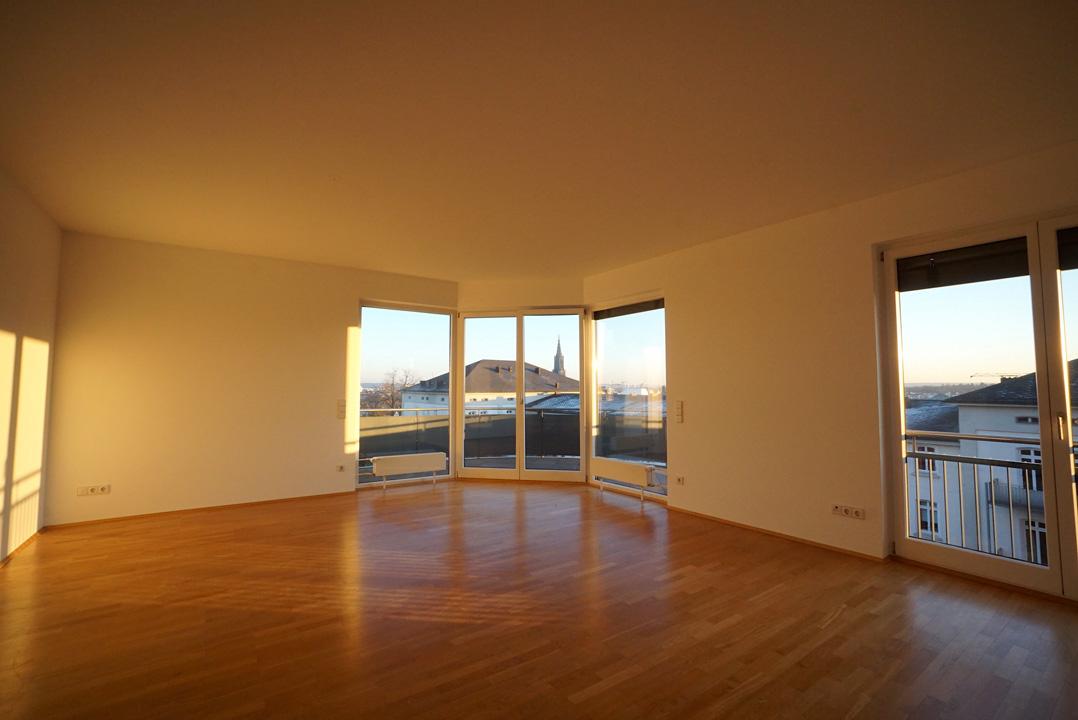 Vermietet – 3-Zimmer Wohnung am Ulmer Michelsberg