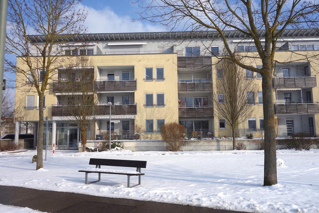 Verkauft – Etagenwohnung in Neu-Ulm Muthenhölzle