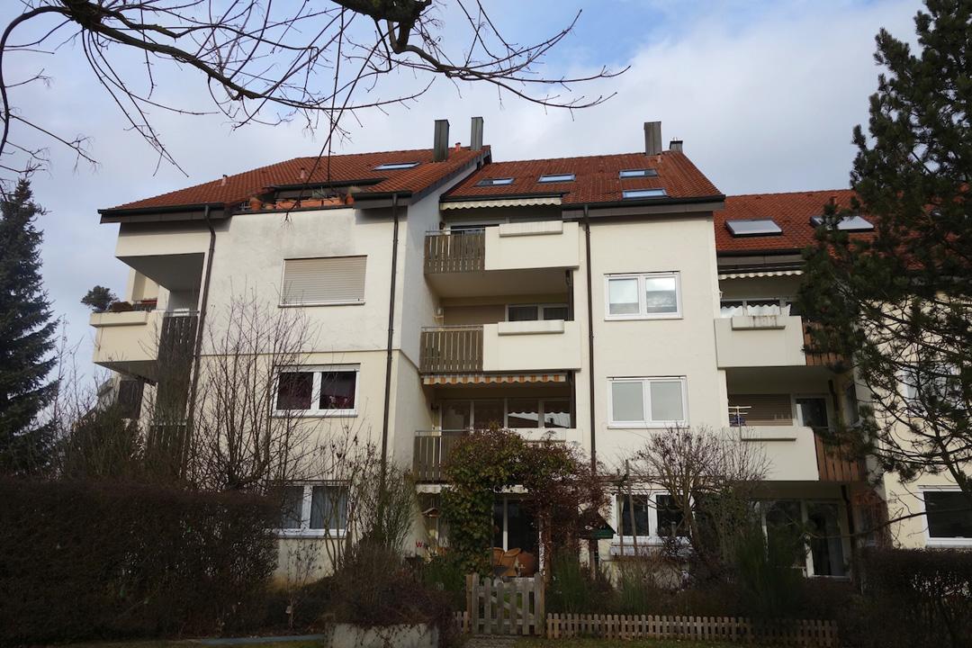 Vermietet – 3-Zimmer Wohnung in Ulm-Böfingen