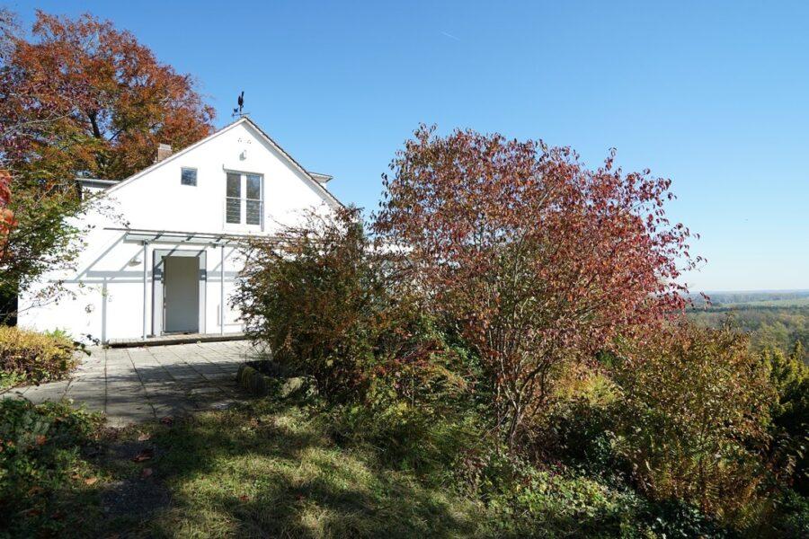 ! Verkauft ! Charmantes Einfamilienhaus mit Fernblick in begehrter Wohnlage 89075 Ulm, Einfamilienhaus