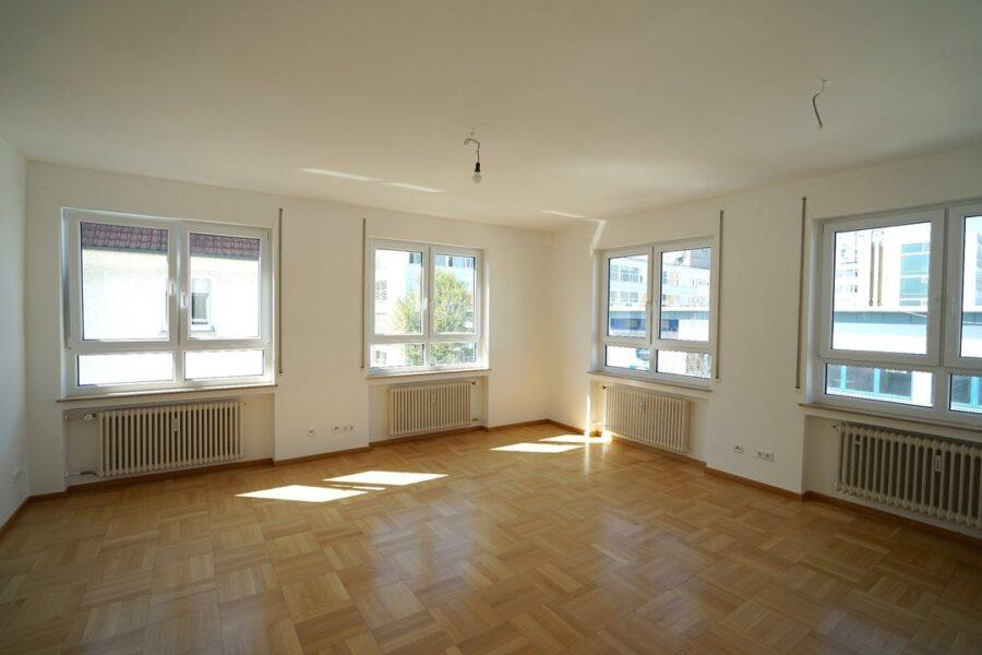 Großzügige 4-Zimmer Wohnung in der Ulmer Weststadt 89077 Ulm, Etagenwohnung