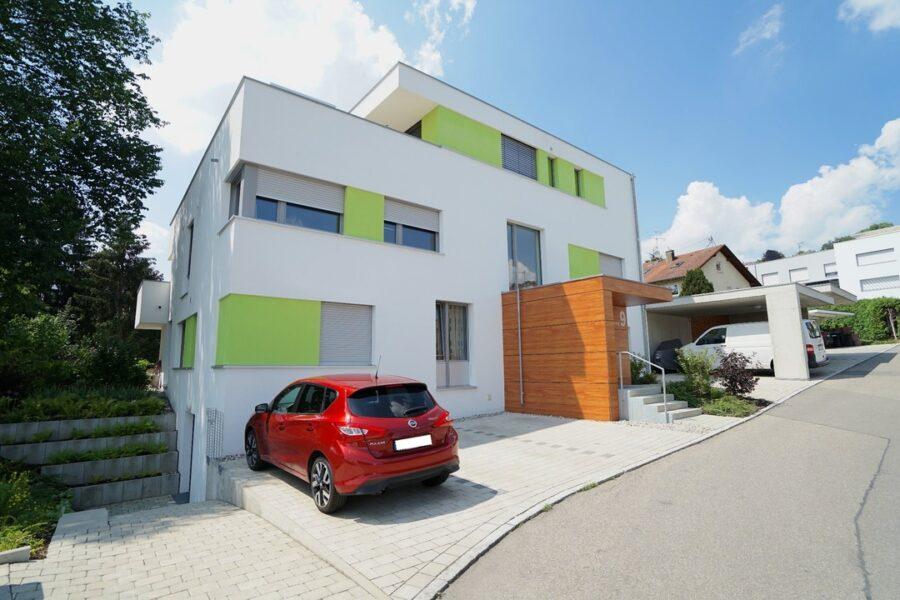 Moderne und sonnige 3,5-Zimmer Wohnung in Elchingen 89275 Oberelchingen, Etagenwohnung