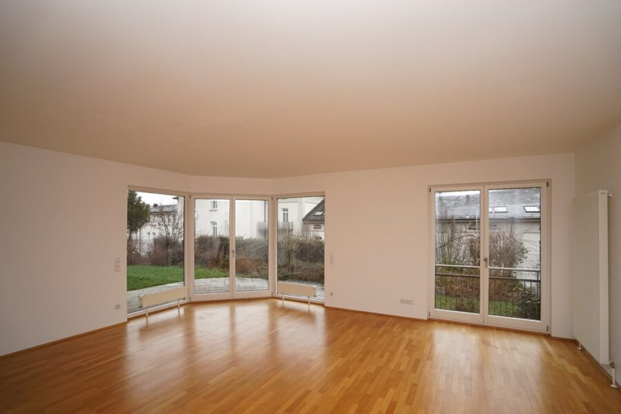 Moderne 3-Zimmer Wohnung am Michelsberg mit zwei Terrassen 89075 Ulm, Etagenwohnung