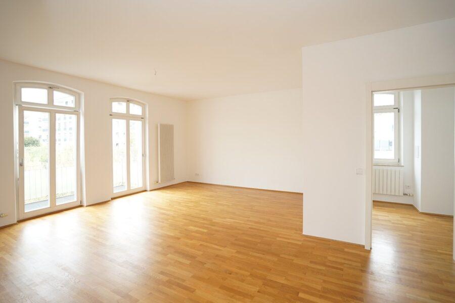 Gehobene 2-Zimmer Wohnung mit West-Balkon am Michelsberg 89075 Ulm, Etagenwohnung