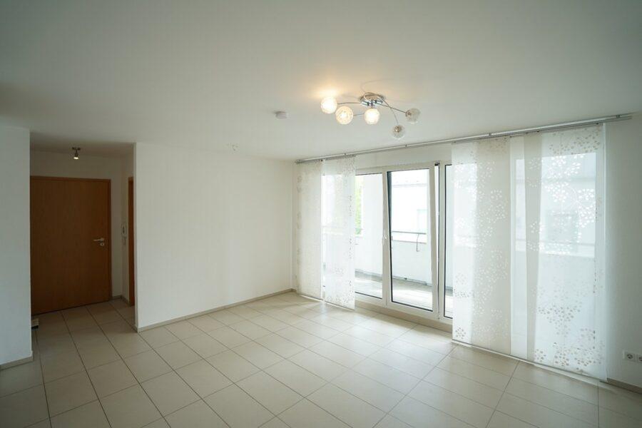VERMIETET! Gepflegte 3-Zimmer Wohnung mit großer Loggia in Böfingen 89075 Ulm, Etagenwohnung