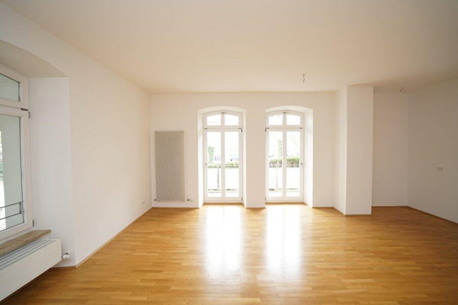 VERMIETET! Ruhige 2-Zimmer EG-Wohnung am Michelsberg mit Balkon 89075 Ulm, Etagenwohnung