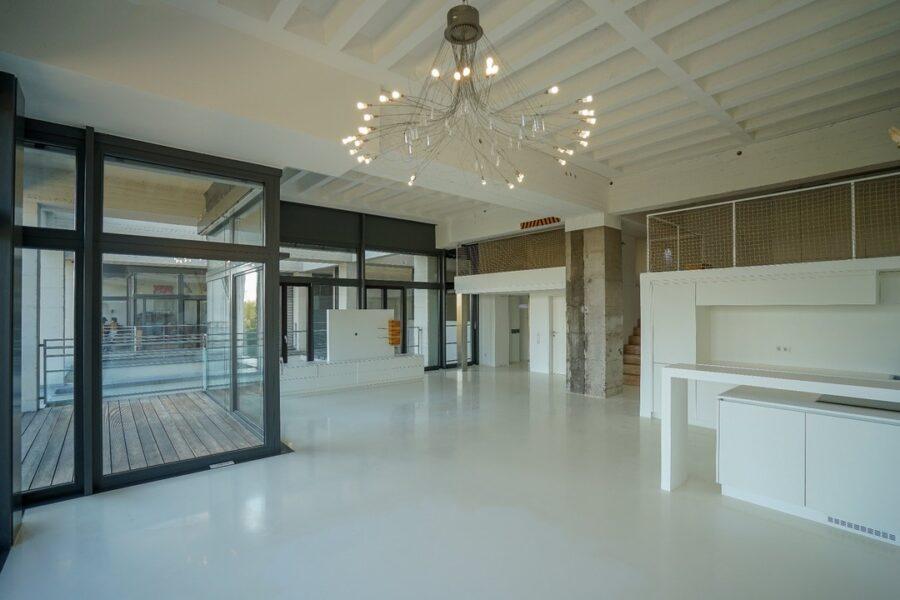 RESERVIERT! Exklusive Loft-Wohnung im Stadtregal 89077 Ulm, Loft/Studio/Atelier