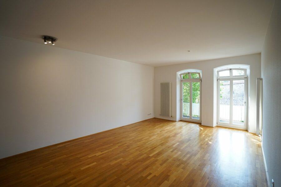 Ruhige 3-Zimmer Wohnung am Michelsberg mit Balkon 89075 Ulm, Etagenwohnung