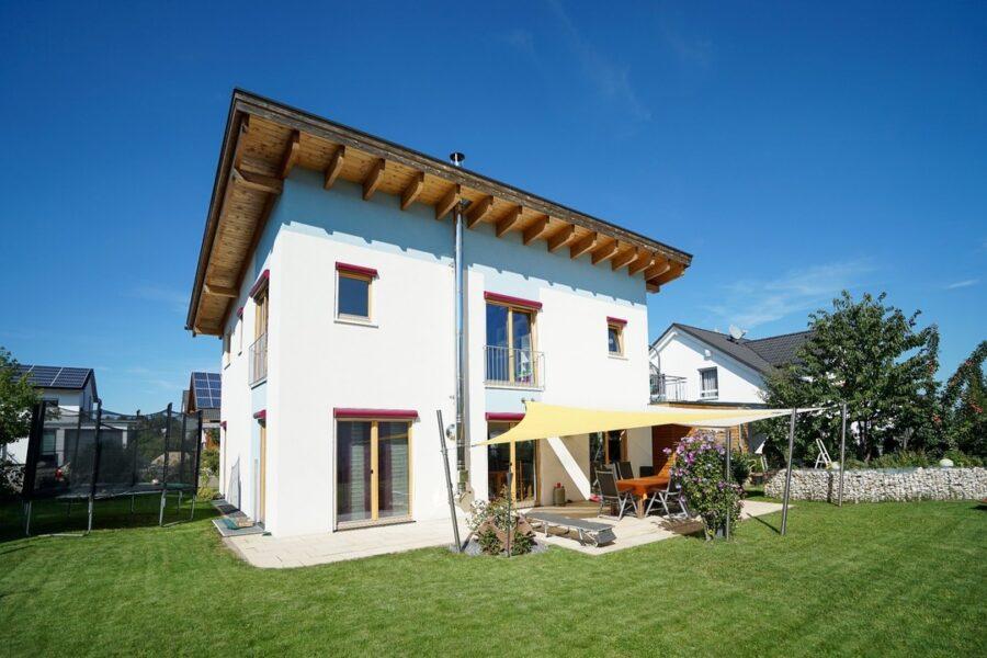 VERKAUFT! Modernes freihstehendes Einfamilienhaus in ruhiger Wohnlage 89129 Langenau, Einfamilienhaus